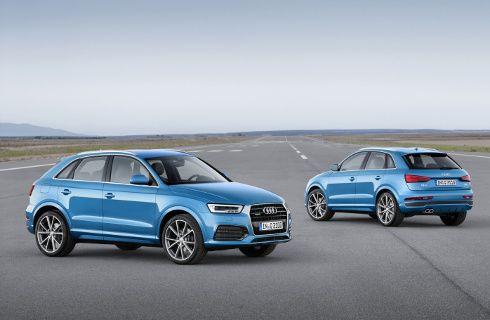 Nuevos aires para el Audi Q3