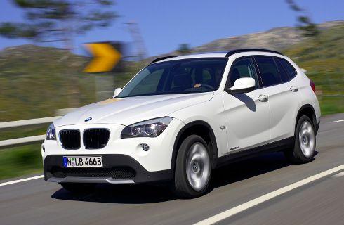BMW ya produce el X1 en Brasil