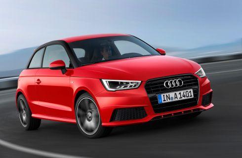 Audi A1: renovado y con motores tricilíndricos