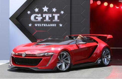 Volkswagen GTI Roadster: deportividad potenciada