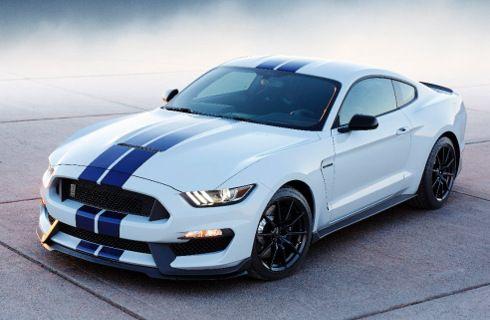Shelby GT350 Mustang: apuesta estética y mecánica