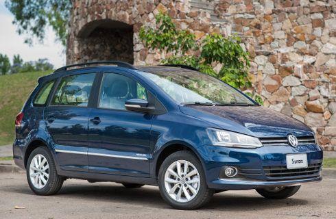 La renovada Volkswagen Suran, a la venta en Argentina