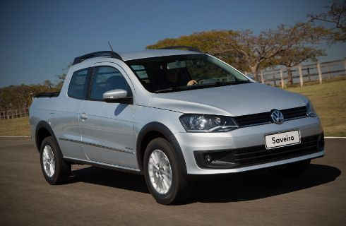Volkswagen Saveiro, ahora también con Cabina Doble
