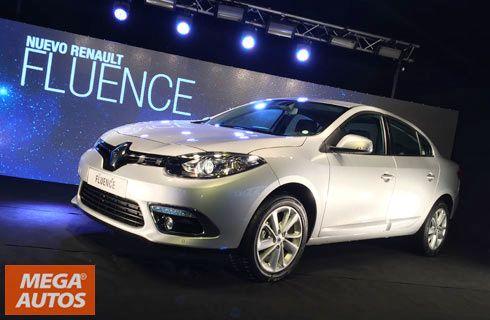 Nuevo Renault Fluence, en Argentina desde $ 201.700