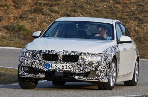 BMW anticipa un Serie 3 híbrido enchufable