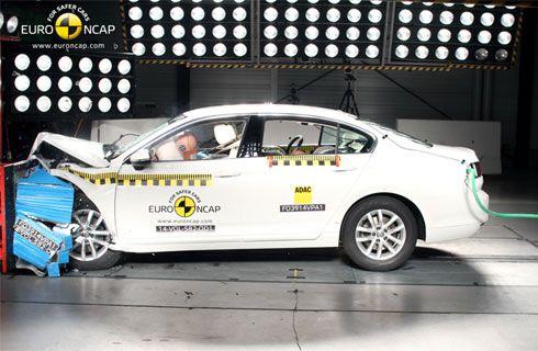 El nuevo VW Passat recibió la máxima calificación en seguridad