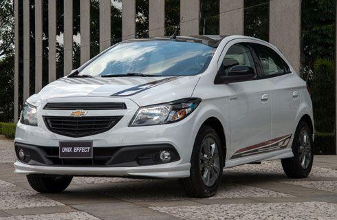 Chevrolet Onix Effect: más deportividad para el hatch