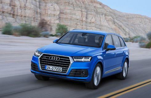 Segundo capítulo en la historia del Audi Q7