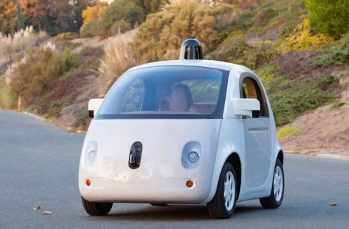 Google ya tiene listo su vehículo autónomo