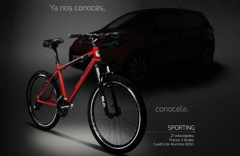 A través de MOPAR, Fiat se suma a la moda de las bicis