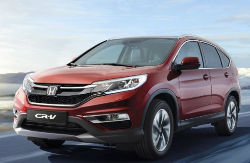 Honda CR-V: la renovación llega a Europa
