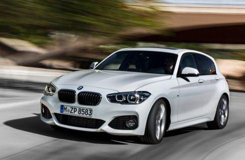 Europa: cambios para el BMW Serie 1