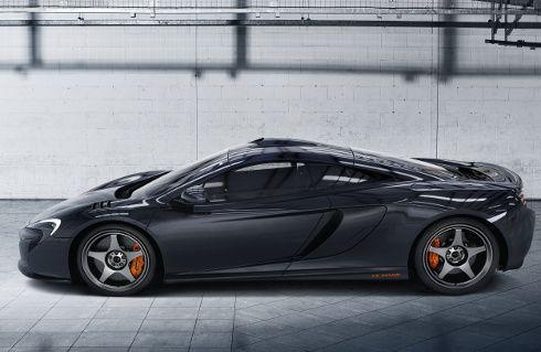 Un McLaren 650S en homenaje a Le Mans