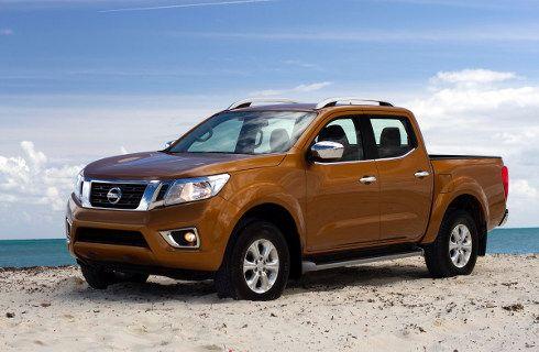 Nissan ya produce en México la nueva Frontier