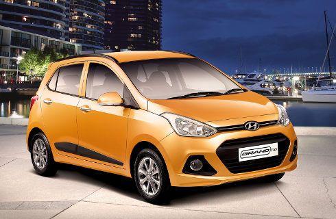 Hyundai anticipa la llegada del Grand i10