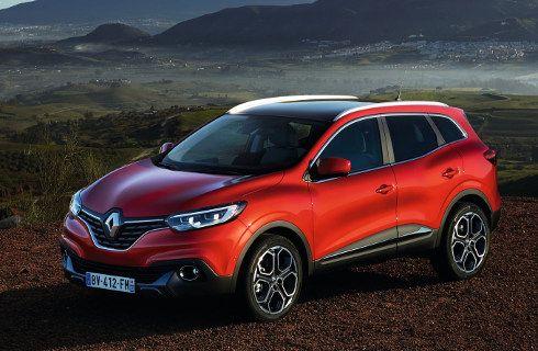 Renault Kadjar, el nuevo crossover del rombo