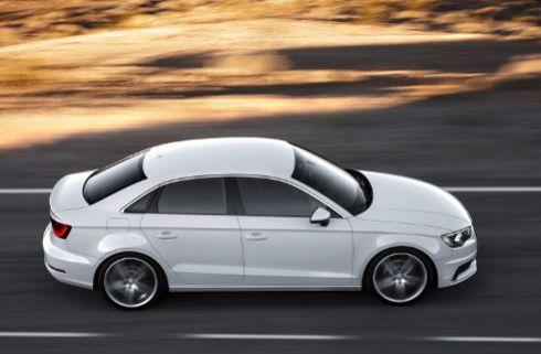 Audi A3 Sedán, ahora con versiones 1.8 TFSI