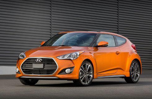 Hyundai Veloster, actualizado y con nueva versión