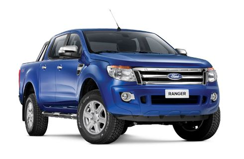 Ford sumó la Ranger XLT con caja automática