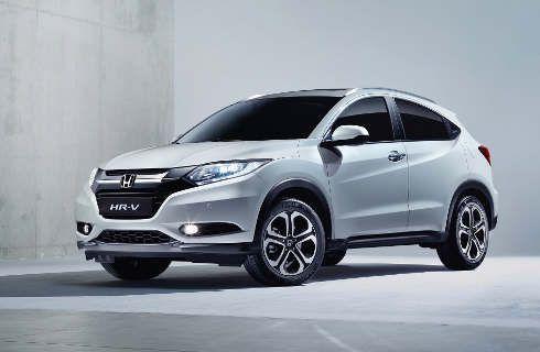 Antes que en Argentina, el Honda HR-V avanza en Europa