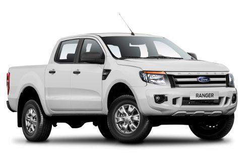 Ford lanzó la Ranger automática 4×2