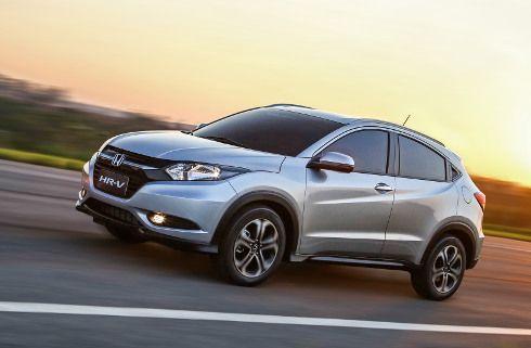 El Honda HR-V regional debuta en Brasil