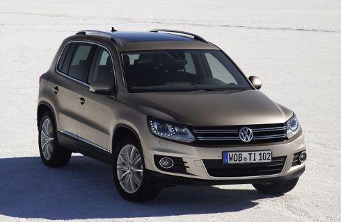 Volkswagen producirá la Tiguan en México