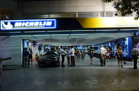 Performance Center suma un nuevo local Michelin en el barrio de Belgrano