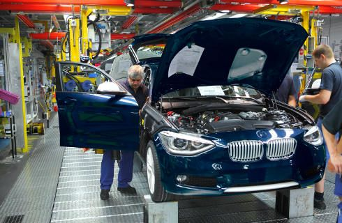 BMW suma el Serie 1 a su producción brasileña