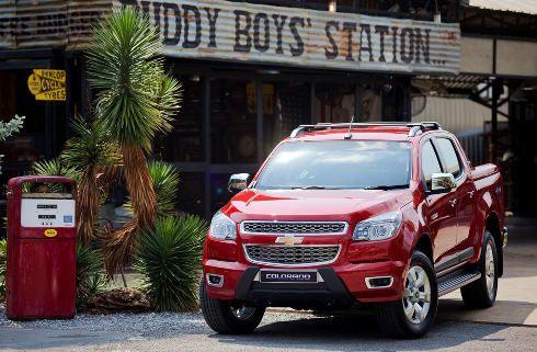 Chevrolet Colorado High Country: personalizada
