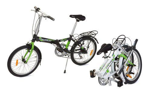 General Motors fomenta el uso de la bicicleta entre sus empleados