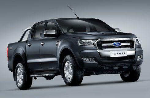 Con ustedes, la Nueva Ford Ranger 2015
