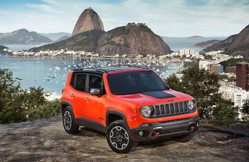 Así es el Jeep Renegade que llega en octubre