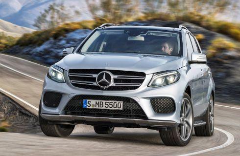 El Mercedes-Benz Clase M se reencarna en el GLE