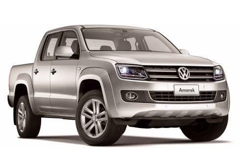 VW Amarok, con nuevas luces y más en Brasil