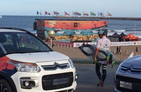 Surf y running para los Citroën C3 y C4 Aircross