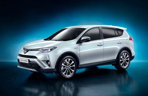 Nuevos aires para el Toyota RAV4