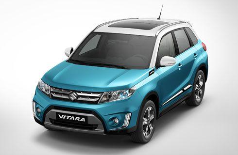 Comenzó la producción de la nueva Suzuki Vitara