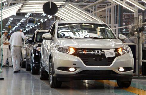 Honda Argentina arrancó con la producción de la HR-V