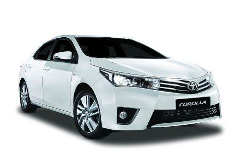 Más equipamiento para todos los Toyota Corolla