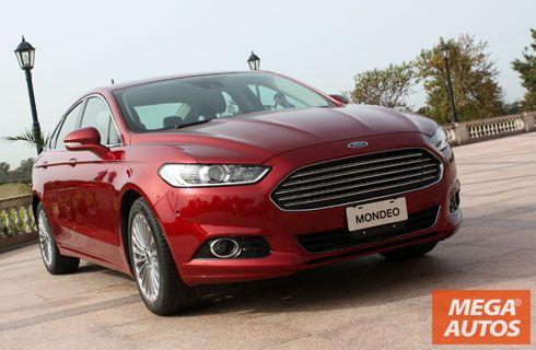 Nuevo Ford Mondeo, en Argentina desde $ 420 mil