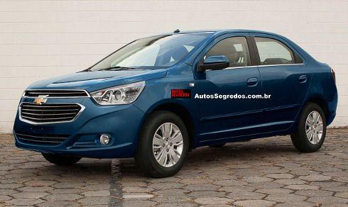 Chevrolet renovaría la estética del Cobalt