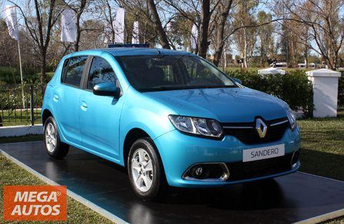 Los nuevos Renault Sandero y Stepway llegaron a la Argentina