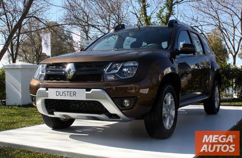 La Renault Duster Fase 2 está en Argentina
