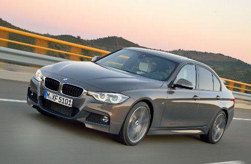 BMW actualizó el Serie 3