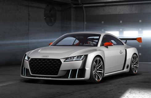 Más espectacularidad para el nuevo Audi TT