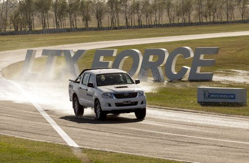 Michelin lanzó LTX Force, su nuevo neumático para SUVs y pick ups