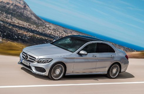 Se viene el nuevo Mercedes-Benz Clase C