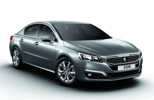 Con el nuevo 508, Peugeot tuvo su avant premiere estilística