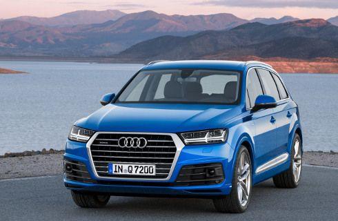 Con los Q1 y Q8, Audi agrandará su familia todoterreno